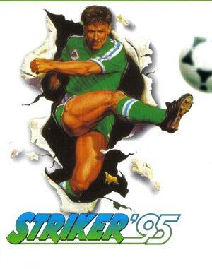 Striker 95 DOS front cover