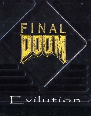 Final Doom - TNT: Evilution DOS front cover