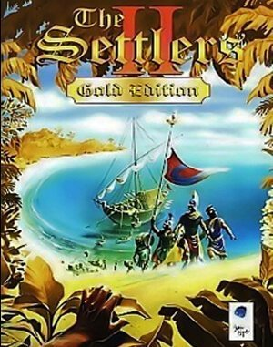 The Settlers II Gold Edition DOS front cover