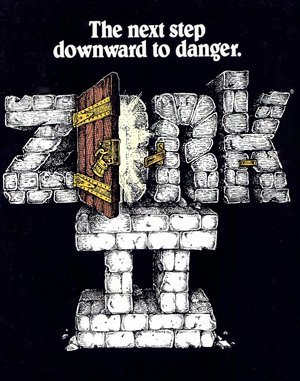 Zork II: The Wizard of Frobozz DSO front cover
