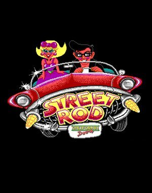 Street Rod SE DOS front cover