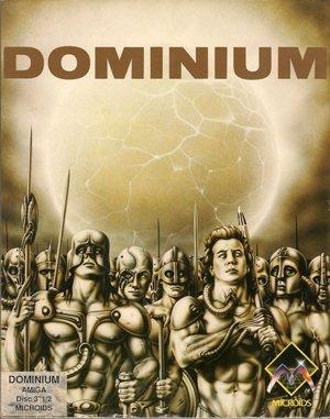 Dominium DOS front cover