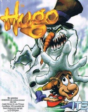 Hugo DOS front cover