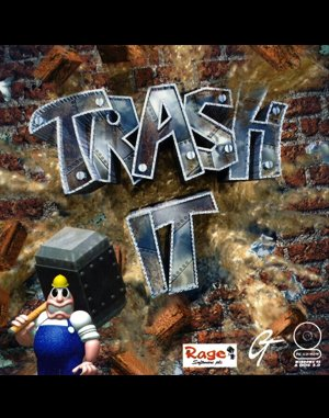 Trash It DOS front cover